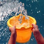 water-in-bucket