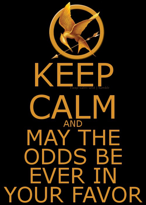 Keep Calm odds